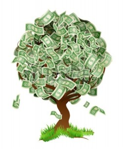 19020810-una-ilustracion-conceptual-de-un-arbol-que-crece-el-dinero-en-forma-de-billetes-de-dolar-concepto-de